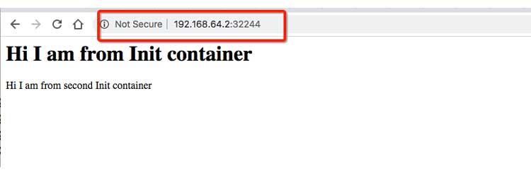 Acceda al objeto de implementación desde el navegador