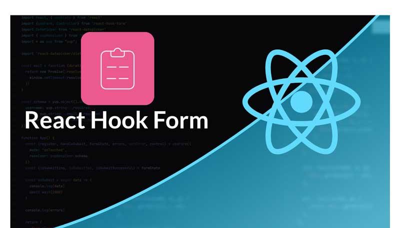 Administrar formularios con React Hook Form