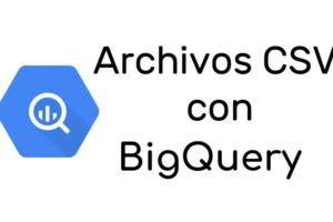 Combine, limpie y transforme sus archivos CSV fácilmente con BigQuery