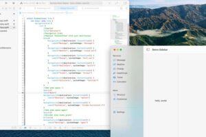 Cómo crear una barra lateral de alternancia nativa para SwiftUI 2 (2020)