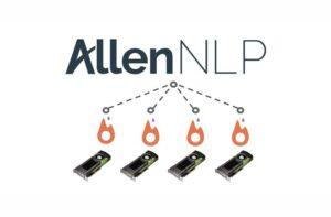 Cómo entrenar con múltiples GPU en AllenNLP de AI2