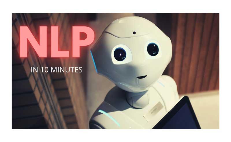 Conceptos básicos del procesamiento del lenguaje natural en 10 minutos