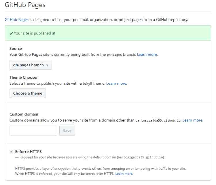 Configuración de GitHub