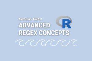 Expresiones regulares avanzadas en R