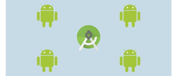 Gestión de varias aplicaciones en un único proyecto de Android (Studio)