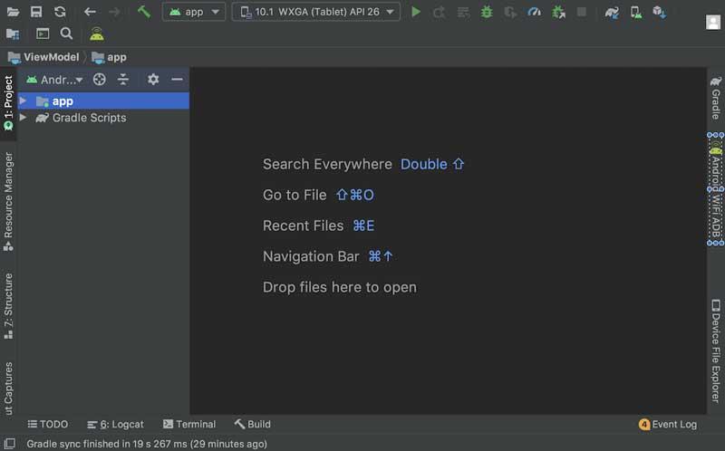 Puede usar la barra de búsqueda para buscar un complemento que le interese