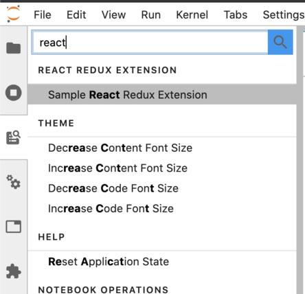 Sample-React-Redux-Extension