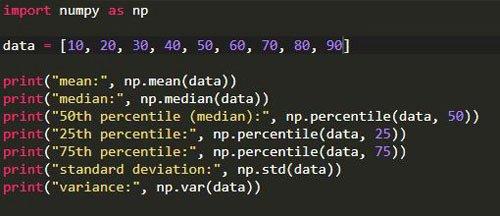 media-mediana-percentil-estándar-var